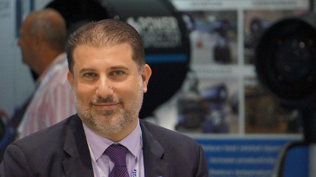 Abdul Razzak Mikati, Managing Director, DTP