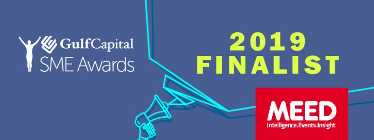 finalist - gulf capital sme awards